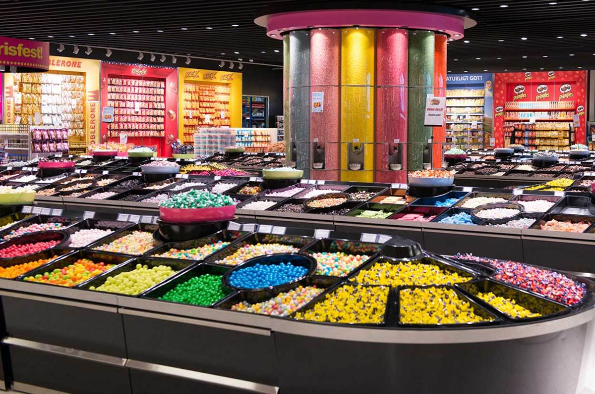 charlottenberg shopping åpningstider påsken