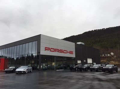 porsche-center-aalesund